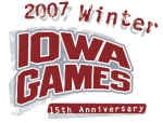 Iowa Winter Games Logo