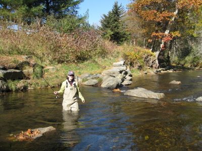 Pictures from fly fishing in north carolina and the blue for Fishing in boone nc